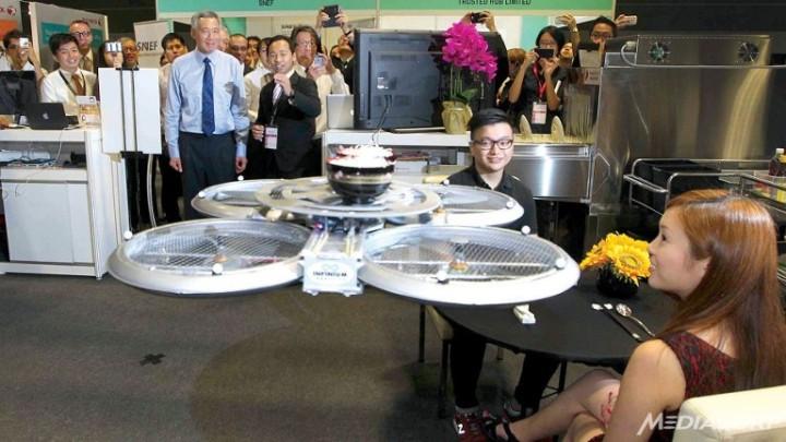 robot-waiters